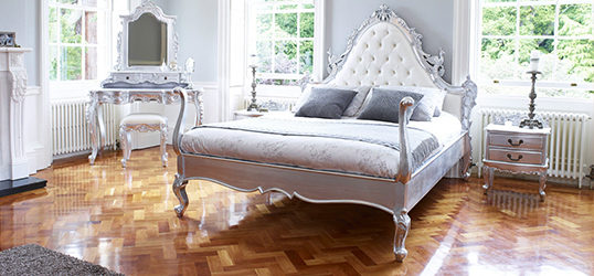 Bring Your Bedroom's Interior Design To Modern Levels With Italian Style Beds